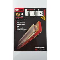 Metodo Manual Para Armonica Con Cd Made In Usa