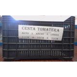 Cestas Plasticas Tomateras 31x35x52cm