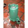 Bomba Sumergible Para Aguas Negras Mw100-21 Myers 1hp/230v