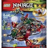 Lego  Ninjago 70735 Ronin R.e.x  547 Pzs(55us)