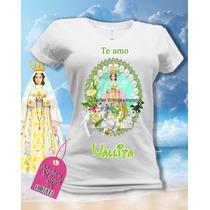 Franelas Virgen Del Valle A
