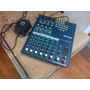Yamaha Mg102c 10-input Stereo Mixer With Compression