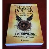 Libro Físico Harry Potter Y El Legado Maldito - J.k. Rowling