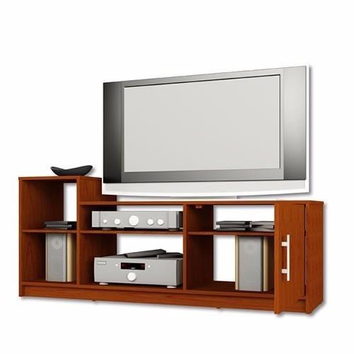 Mueble para tv 42 minimalista armable sala cuarto hogar bs for Mueble tv minimalista