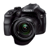 Camara Sony Alpha 3000 20.1 Mp, Kit 18-55mm, Full Hd, Tienda
