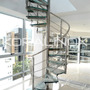 Fab. Escaleras En Acero Inoxidable, Caracol Y Rectas.