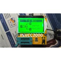 Medidor Componentes Electronicos Esr Ohm Uf Triac Fet Hfe