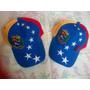 Gorras Tricolor Con Y Sin 4f, Al M Y D