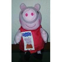Peluche Muñeca Peppa Pig La Cerdita Discovery Kids