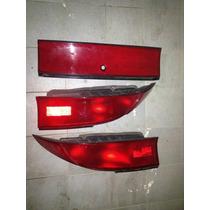 Micas Traseras Mitsubishi Eclipse Del 97 Al 2000