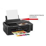 Lamina Protectora Escombros Epson L210 L355 Xp201 Y Compatib