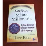 Libro Físico (nuevo) Los Secretos De La Mente Millonaria