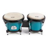 Tambor Bongos Usados Como Nuevo Marca Pearl Percusión