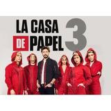 Pelicula Serie La Casa De Papel Full Hd Todas Las Temporadas