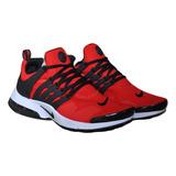 3025ad568732f Kp3 Zapatos Caballeros Nike Air Presto Clasico Rojo   Blanco