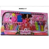 Juguetes Barbie Carros Gruas Muñecas Regalos Navidad Oferta