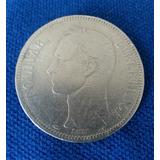 Moneda De Plata 1911 (25 Grms)