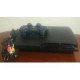 Playstation 3 Slim 1 Juego 100% Garantizado!