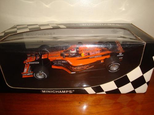 Automóvil F1- Josh Verstappen