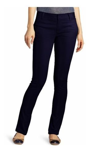 Pantalones Lee 100% Originales Azul Talla9 Dama Precio ...