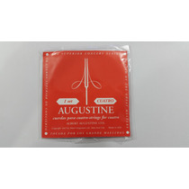 Juego Cuerdas Para Cuatro Augustine Red De Concierto