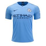 e4d9e07e47 Nueva Camisa Manchester City Local 2018-19 Por Encargo