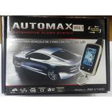 Alarma Automax Am-100/ Digital Con Sirena