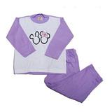 Pijamas Para Niñas Bebe 100% Algodon Hipoalergenico Ml