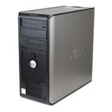 Computador Dell Core 2 Duo Dell 80dd/ 2gb Ram Refurbish Sa