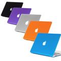 Carcasa Ruberizada Fina Matte Para Macbook Pro Aluminio