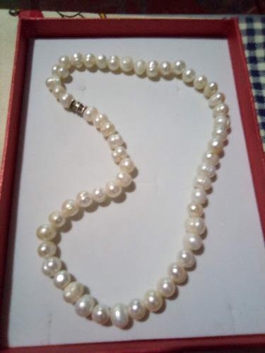 2b7457690da2 Collar De Perlas Cultivadas Originales