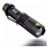 Linterna Cree Led Q5 Ultrafire - Tactica Impermeable Zoom