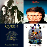 Queen Discografia Digital Albums
