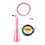 Cuerda De Saltar Speed Rope - Elite - Importada - Crossfit