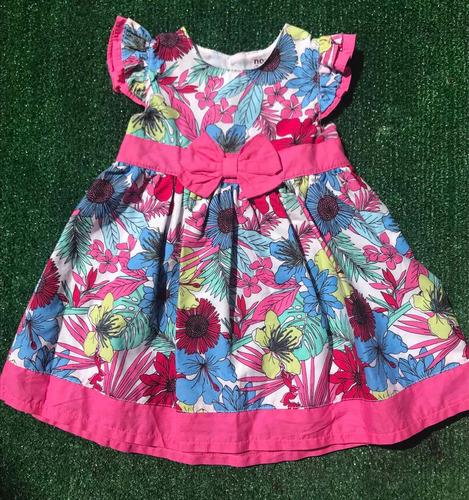 88aca791 Vestido Ropa De Bebe Niña Carters/ Noor 12 - 18 Meses