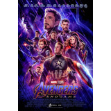 Pelicula Avengers Endgame Full Hd 1080p Español Son 3x1