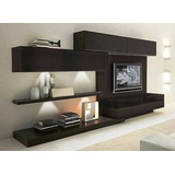 Mueble Organizador Modular Panel Tv