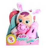 Muñeca Cry Babies Bebe Querido Sonido Baby Juguete Niña
