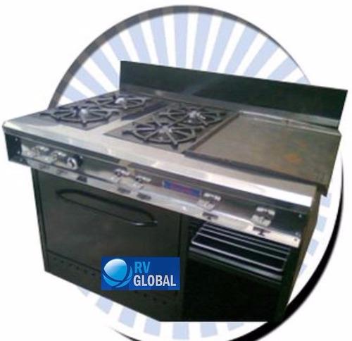 Fabrica cocina industrial cocinas con plancha horno - Cocina industrial precio ...
