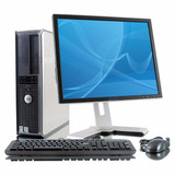 Computador #3 Core 2 Duo 2.3ghz,4gb,160gb + Monitor Lcd 17