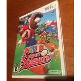 Mario Super Sluggers Wii Juego