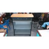 Mueble Multiuso Ideal Para Oficinas Recepción Mostrador Caja