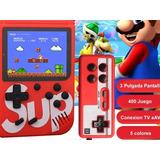 Nintendo Vídeo Juego Sup Game Box Con Accesorios + Control