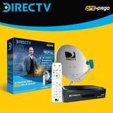 Decodificador Directv Hd Prepago + Antena