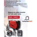 Inversor Soldar 250amp220v/60 Vita Maquina Soldar Dc Mma Tig