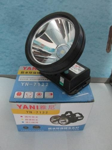 Linterna Minera Yani Yn-7122