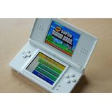 Nintendo Ds Lite Nuevo Con R4  2 Gb Lapiz Y Muchos Juegos.