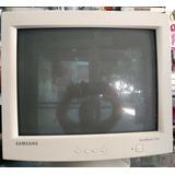 Monitor Samsung 17 Crt  7 Verdes