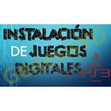 Juegos Digitales Ps3 - Instalación En Tienda