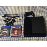 Playstation 4 500gb Lea La Descripción